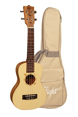 Flight DUC525 SP/ZEB koncertní ukulele
