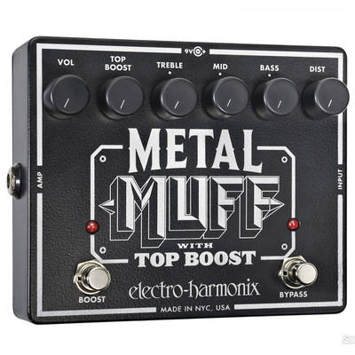 Electro Harmonix Metal Muff kytarový distortion