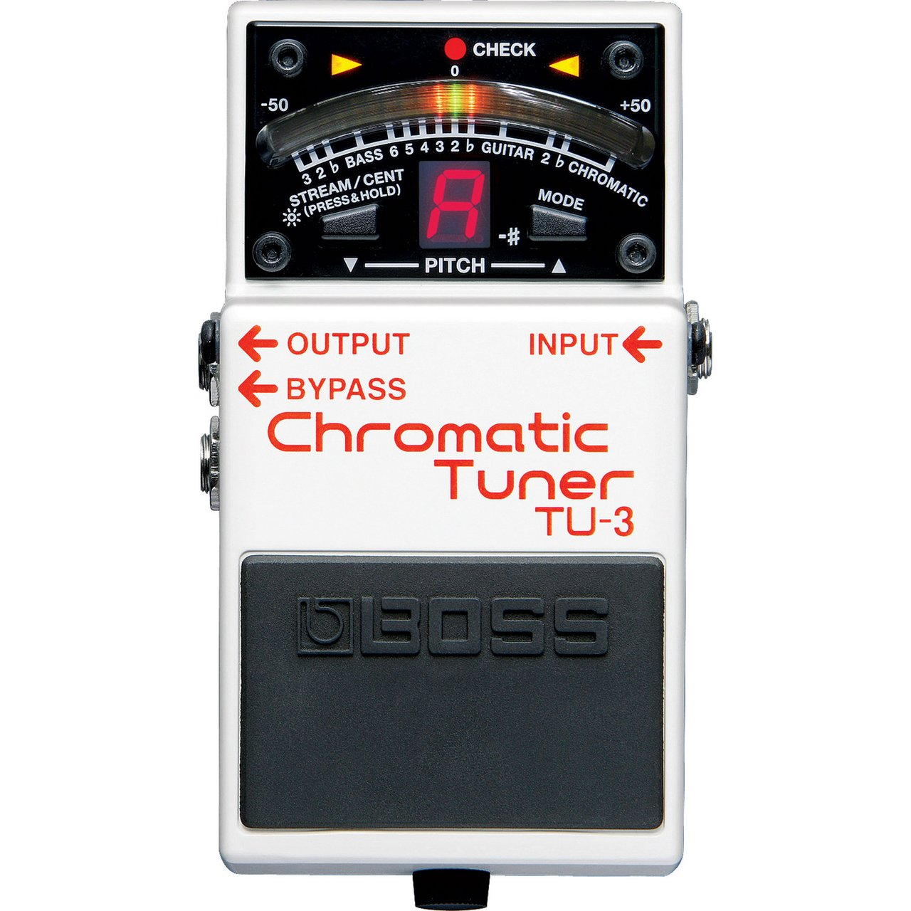 Boss TU-3 Chromatic Tuner pedálová ladička
