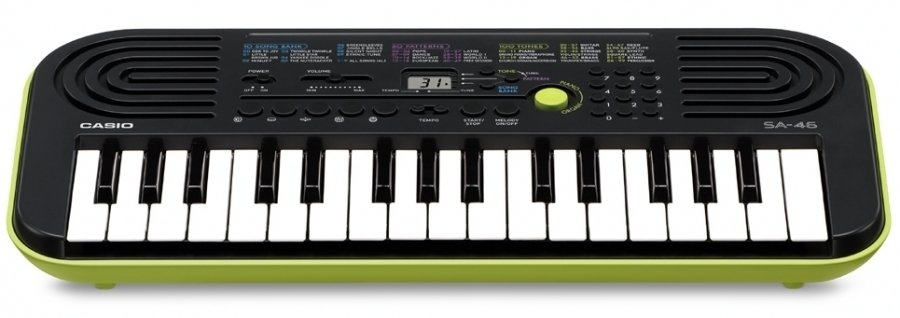 Casio SA-46 Keyboard
