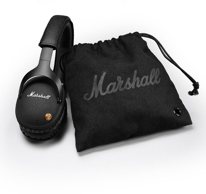 Marshall Monitor Bluetooth sluchátka