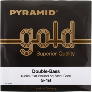 Pyramid Double Bass Gold struny pro kontrabas