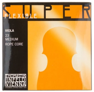 Thomastik SUPERFLEXIBLE 23Medium struny pro violu
