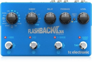 TC Electronic Flashback 2 X4 delay/looper