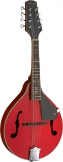 Stagg M20 red mandolína