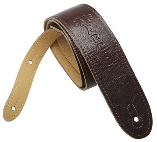 Martin Italian Leather Strap Brown kytarový řemen